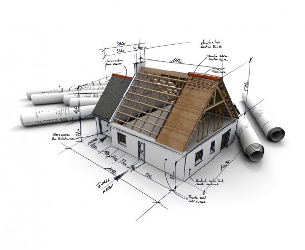 Maison concept A5 croquis