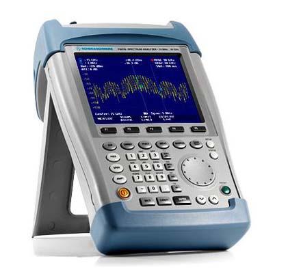 Mobilfunk- Spektrumanalysator