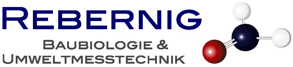 Rebernig Baubiologie & Umweltmesstechnik Retina Logo
