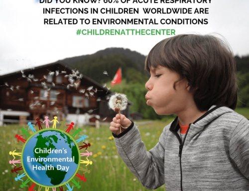 Feinstaub & Schadstoffe – Kinder Umweltgesundheitstag